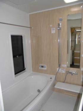 浴室改装工事